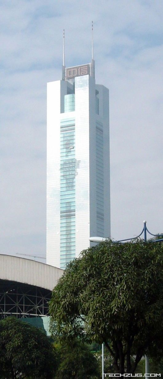 20 Highest Buildings Touching Sky