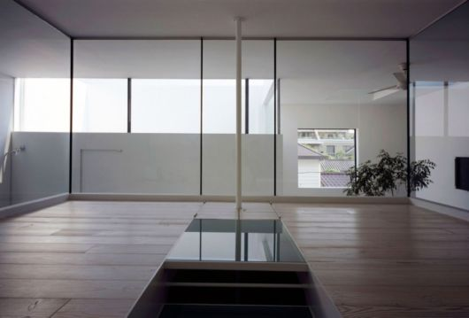 Kre House in Tokyo Has A Surprise