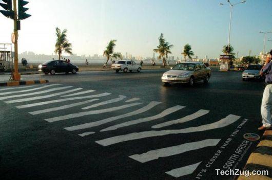 Most Creative Zebra Crossings In The World