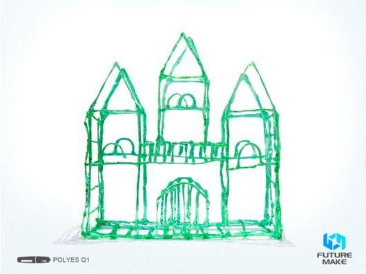 Child-Safe 3D Sketching Printing Pen