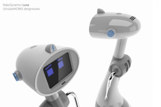 First Personal Assist Robot That You Want To Own