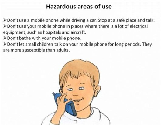 Important Awareness on GSM Phones