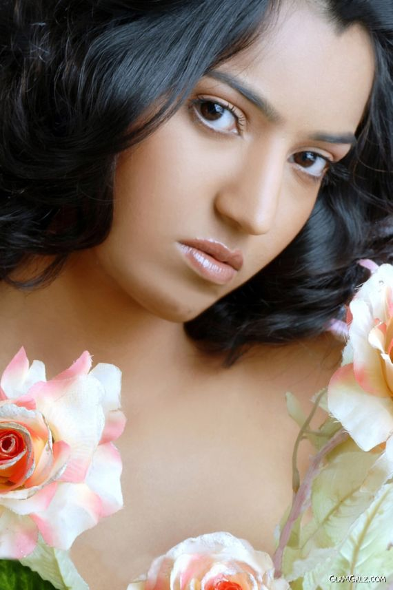Spicy South Indian Beauty Tulsha