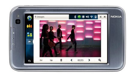 Nokia N810 Internet Phone