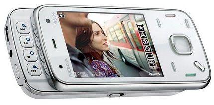 Nokia N86 8MP Slider Phone