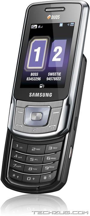 Samsung B5702 Dual SIM Phone