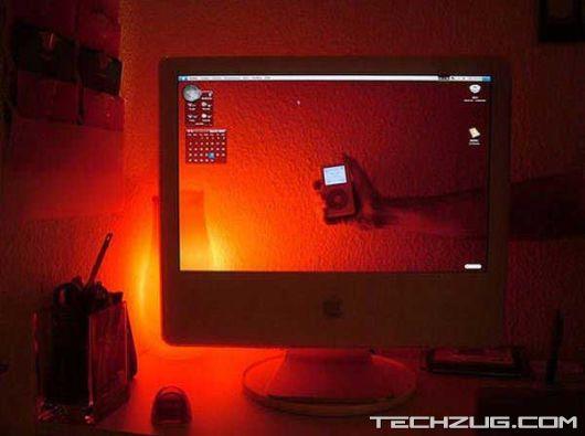 Amazing Transparent Desktops and Laptops