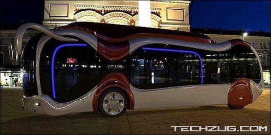 Credo E-Bone Concept Bus
