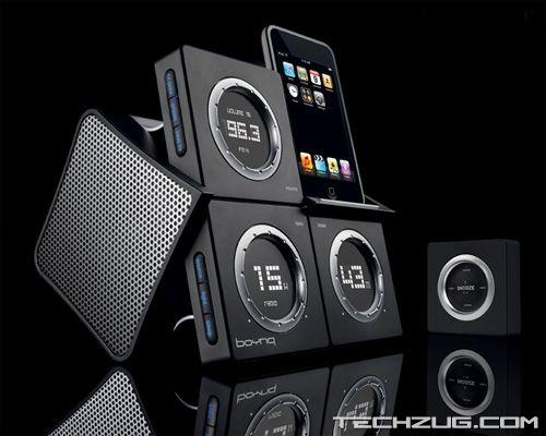 Boynq Wake Up - iPod