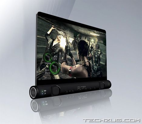 Sony PSP 2 by Tai Chiem