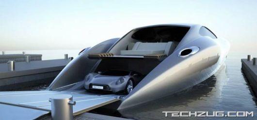 The Amazing Super Yacht