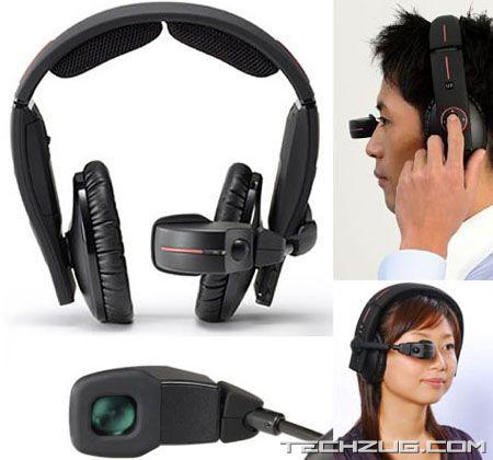 Nikon Wifi-Enables UP300x Headphone