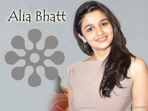 Click to Enlarge - Beautiful Alia Bhatt Wallpapers