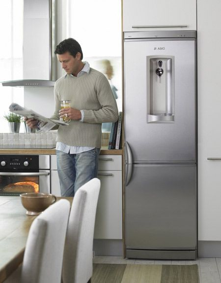 Top 10 Coolest Refrigerators