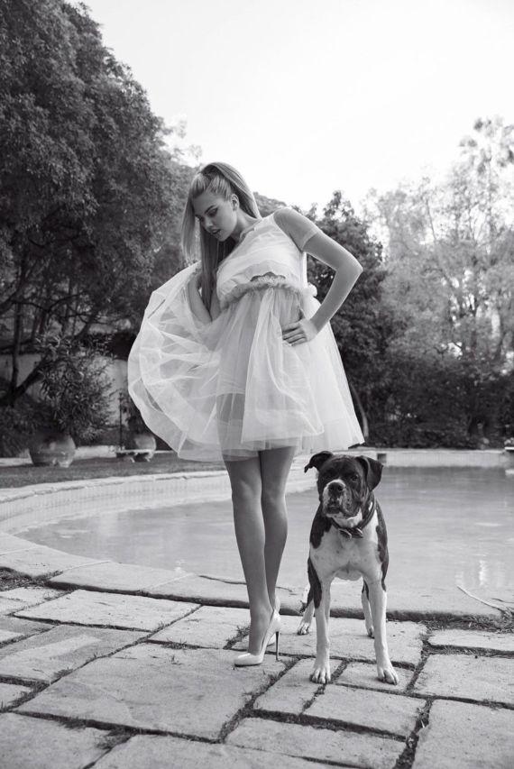 Kate Upton For V Magazine Photoshoot Spring 2016