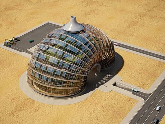 Ark Hotel - Worlds New Most Unique Hotel