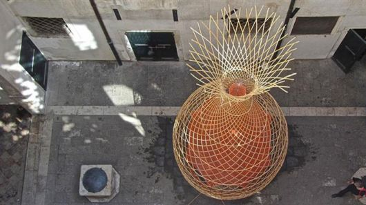 The Warka Towers - Water Out Of Air