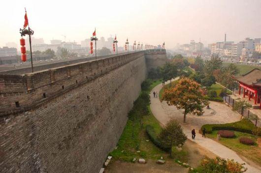 The Xi'an City Wall, China