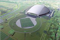 Amazing Japanese Mobile Stadium