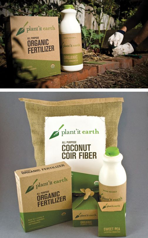 Eco-Friendly Package Designs