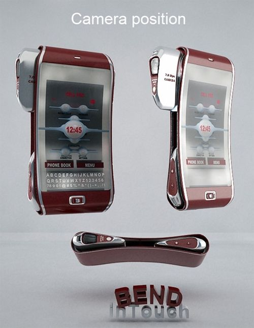 The New Bend Mobile Concept