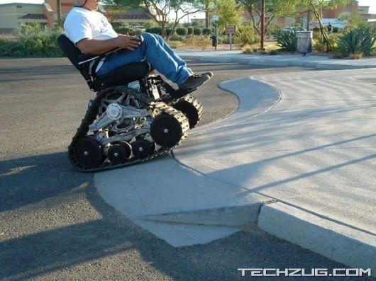 Most Powerful Arm Wheel Chair