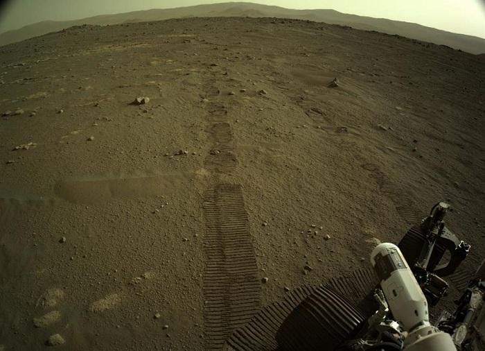 rover Perseverance nasa marte 1