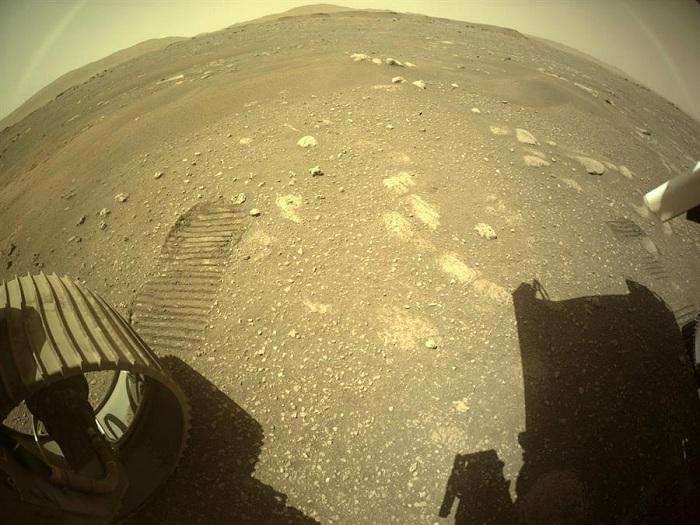 rover Perseverance nasa marte 6
