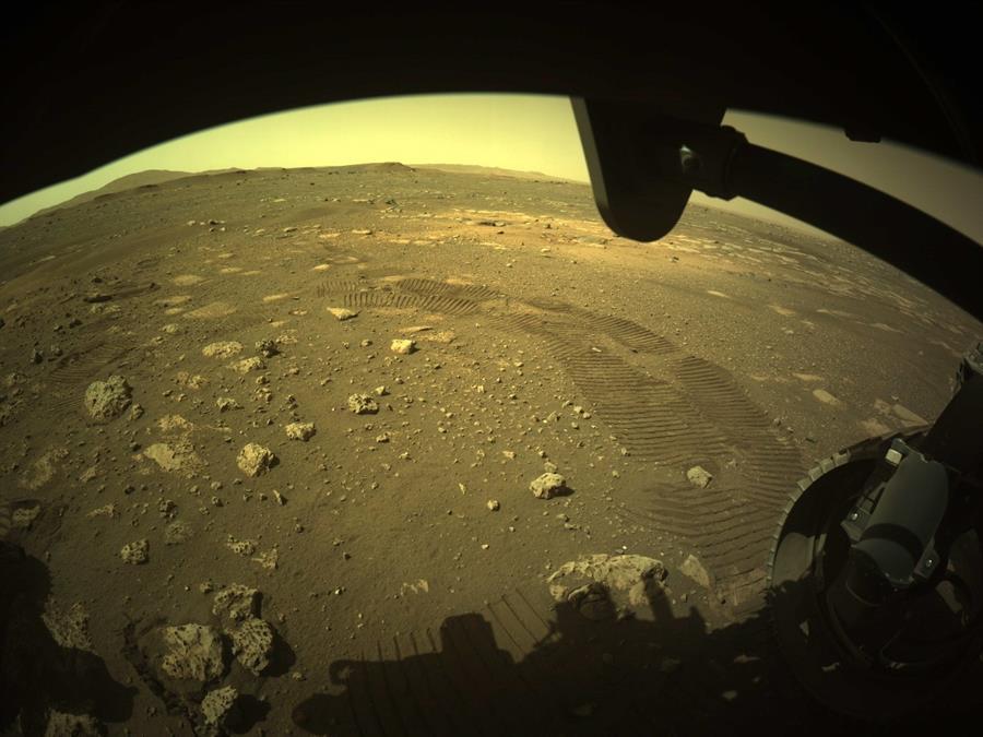 rover Perseverance nasa marte 7