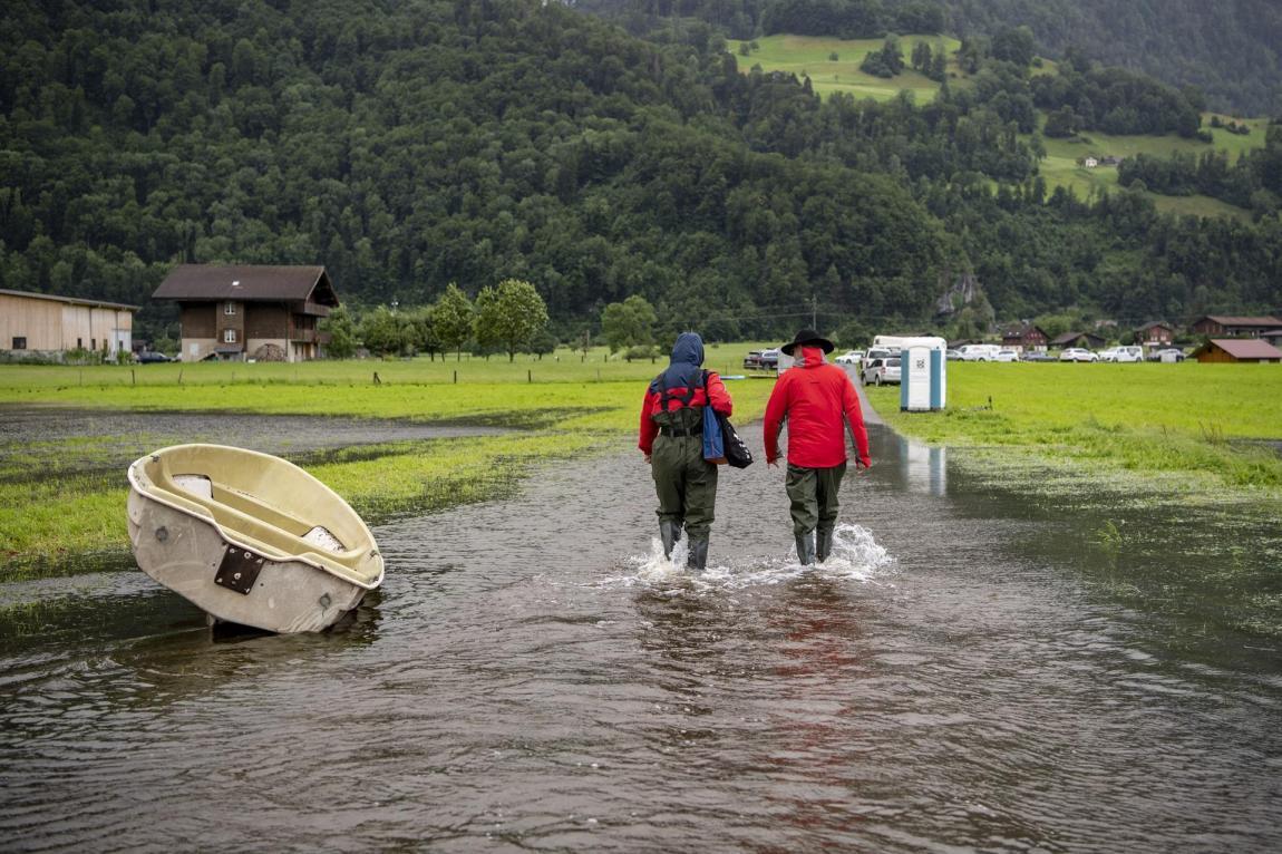 lluvias alemania