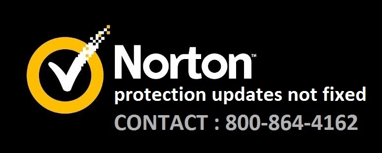 Norton protection updates not fixed