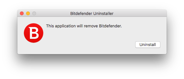 tools to fix bitdefender cannot be successfully uninstalled