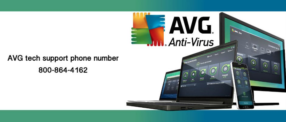 AVG tech support number