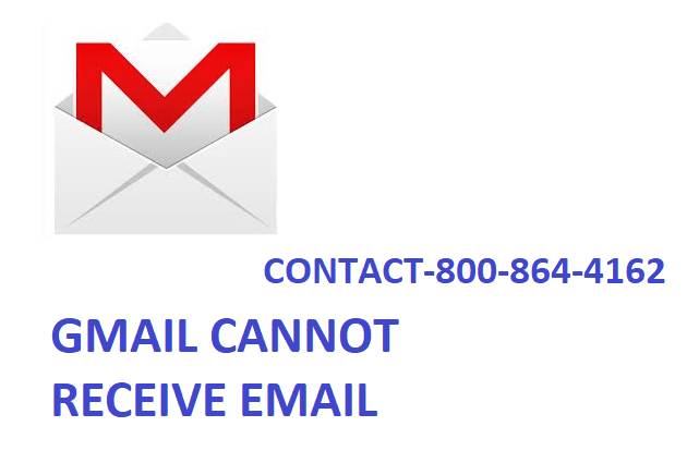 GMAIL CANNOT RECEIVE EMAIL