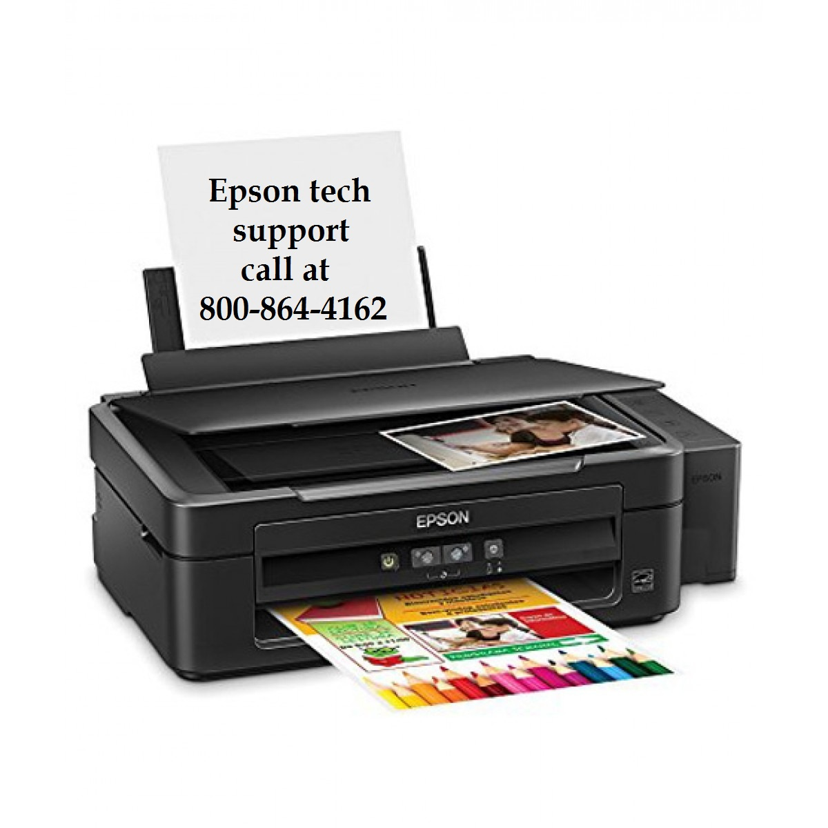 Solved How To Fix Epson L220 Paper Jam Error Contact