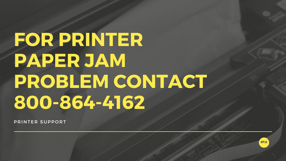 How To Fix Paper Jam In Canon Printer Call 800 864