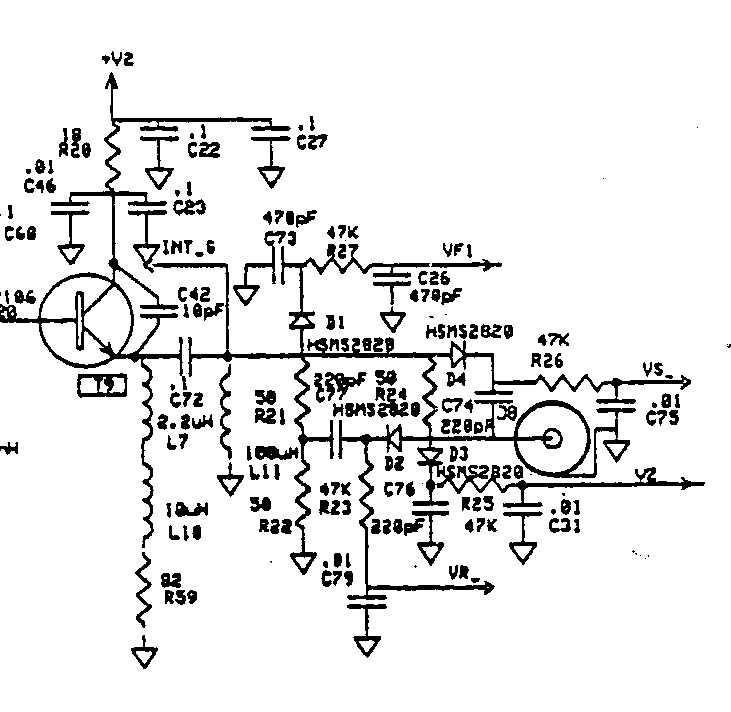 Ham 4 Rotor Wiring Diagram