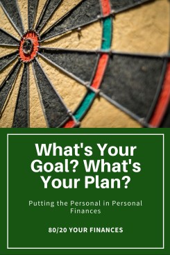 Putting the personal in personal finance with personal financial goals