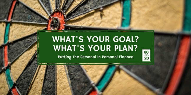 Have you set a personal financial goal?