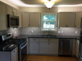 Kitchen lighting Morrisville Vermont