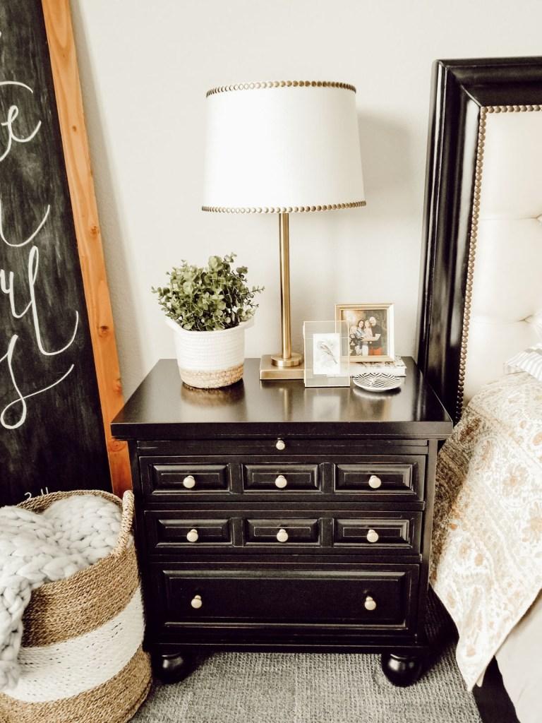 easy DIY furniture makeover