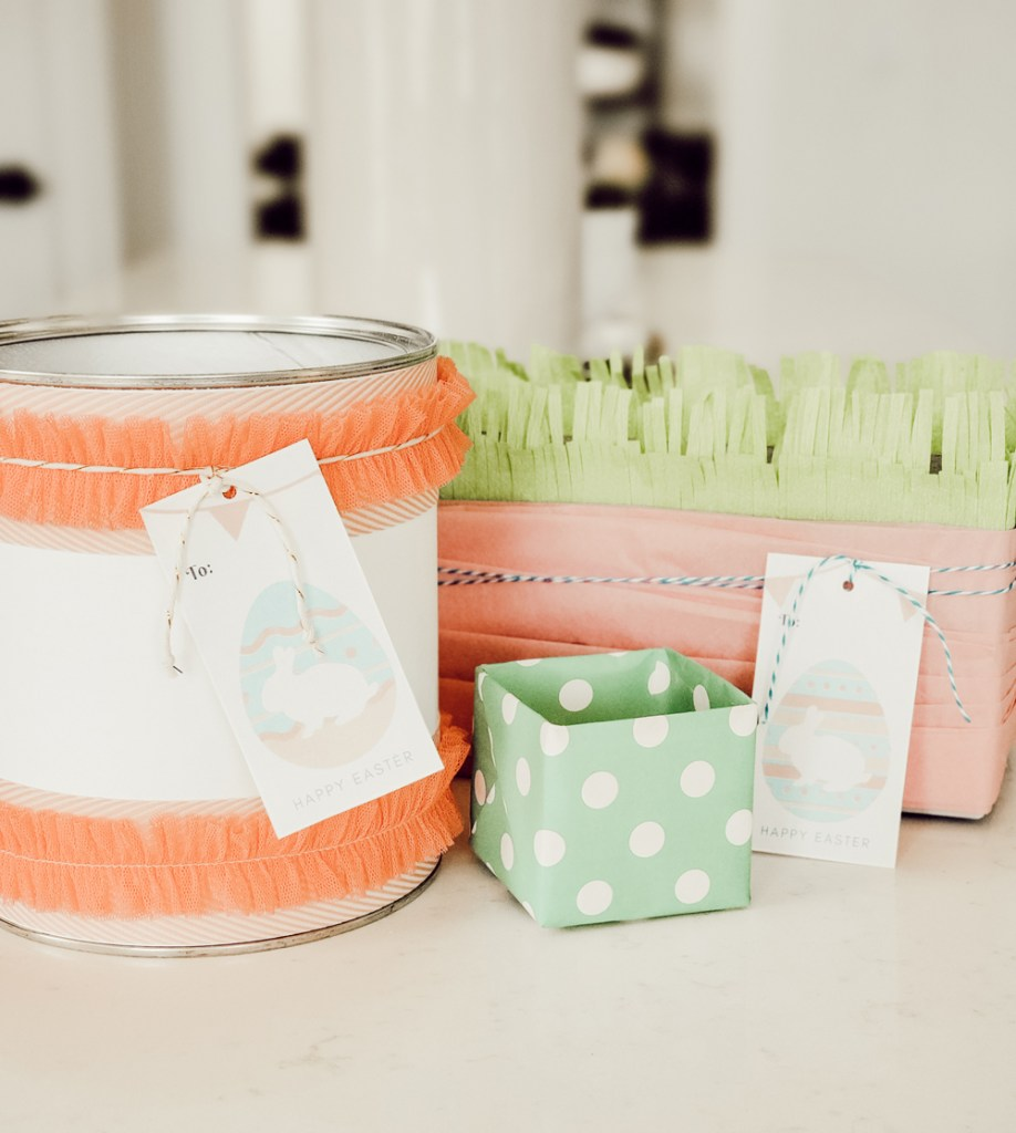Awesome Easter basket ideas