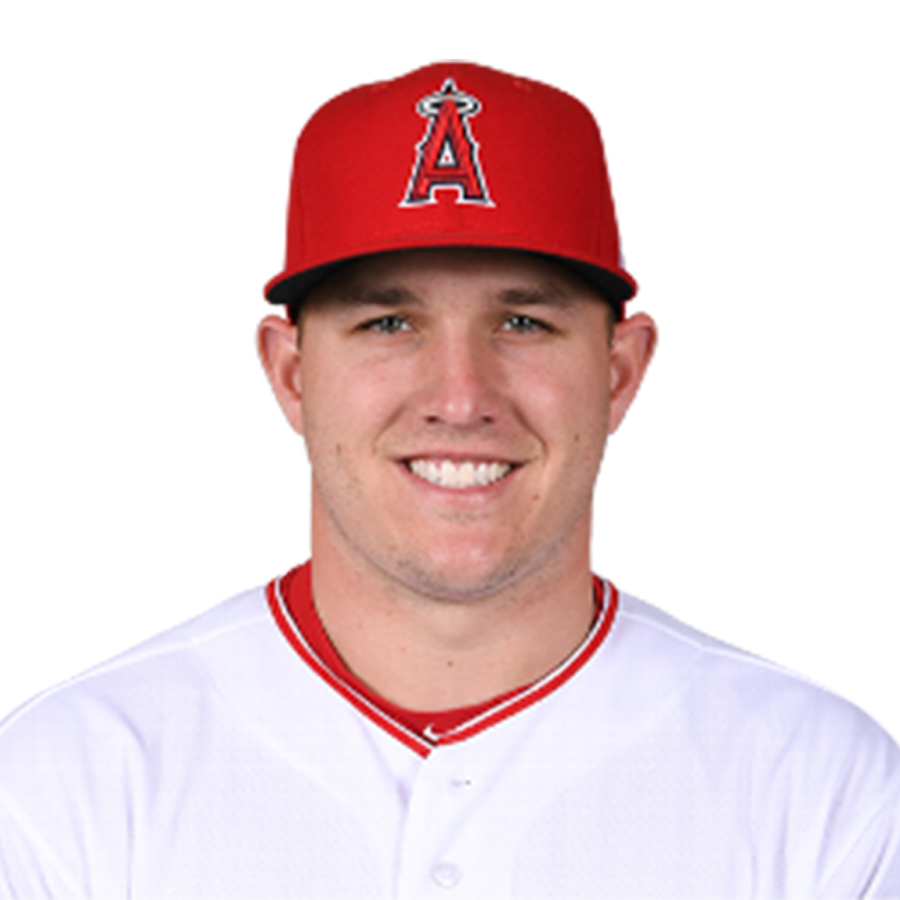 Mike Trout Face