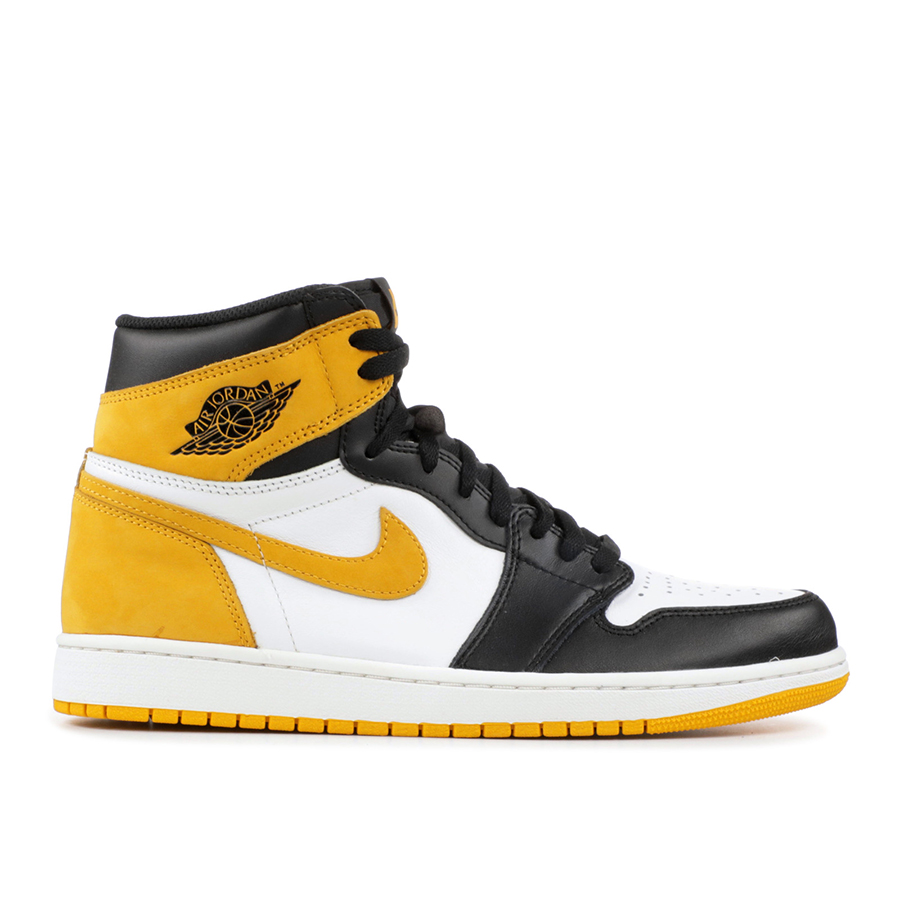 Yellow Ochre 1's