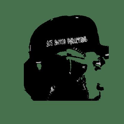 805 Skitzo logo