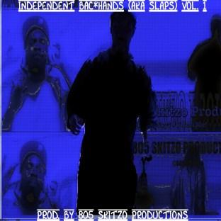 Independent Bac*hands (AkA Slaps) Vol. 1 Album-Poster Dark
