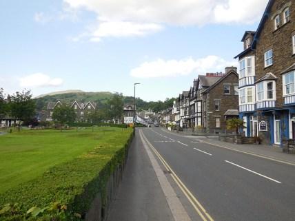 Road into Ambleside