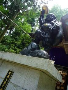 Daikokuten with mallet