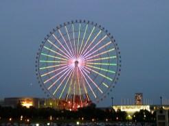 Giant-Sky-Wheel-at-Dusk
