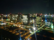 Odaiba-Skyline-from-Sky-Wheel-View-1